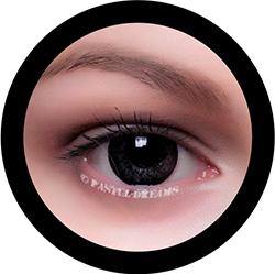 black contacts