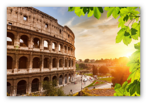 hoteles en roma