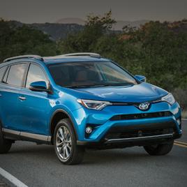 Toyota models 2018