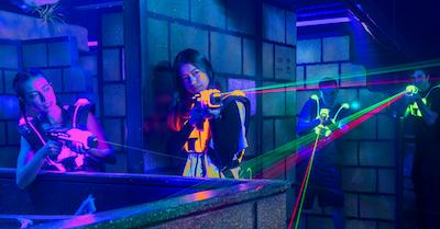 indoor laser tag singapore